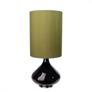 Flavia Bordlampe Olivengrønn 40x30