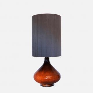 Flavia Bordlampe Kull 40x30