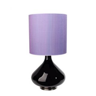 Flavia Bordlampe Lavendel 30x30