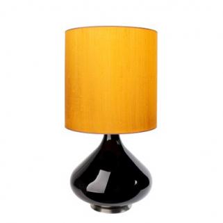 Flavia Bordlampe Kobber 30x30
