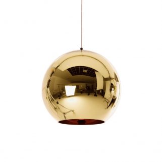 Copper Bronze Taklampe 45