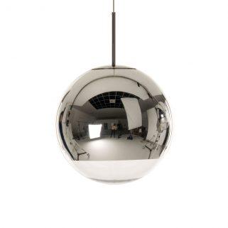 Mirror Ball Krom Taklampe Ø50
