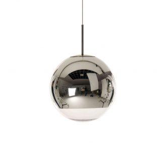 Mirror Ball Krom Taklampe Ø40