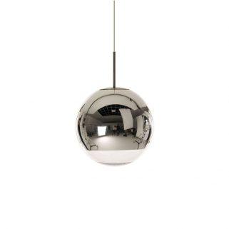 Mirror Ball Krom Taklampe Ø25