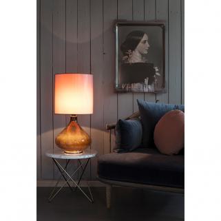 Flavia Bordlampe Blush 30x30