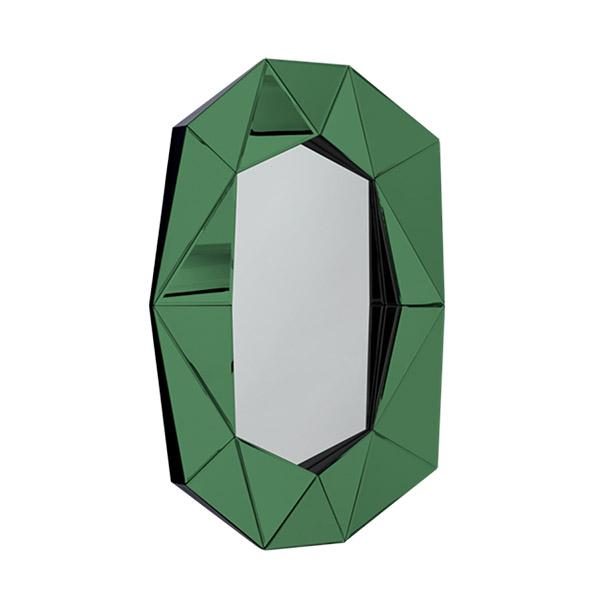 Speil Diamond Large Farge