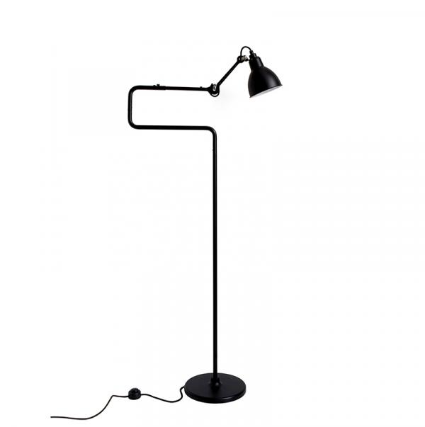 N411 BL Gulvlampe