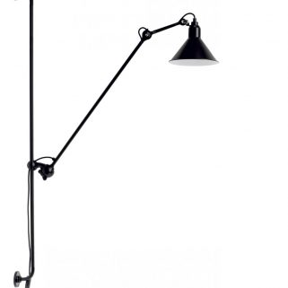 N214 BL Vegglampe