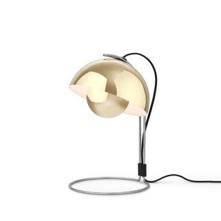 Flowerpot Bordlampe VP4 Messing