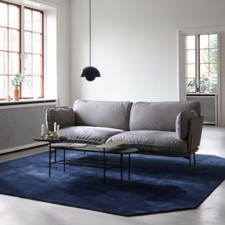 Cloud Sofa LN2 Velvet