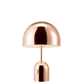Bell Bordlampe Kobber