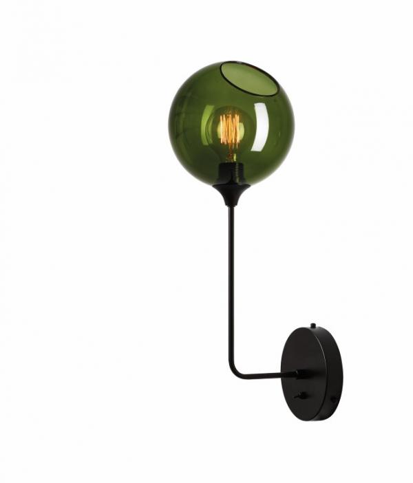 Ballroom Vegglampe 57cm Green