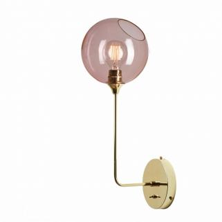 Ballroom Vegglampe 57cm Rose