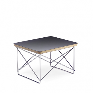 Occasional Table HPL Black/Chrome
