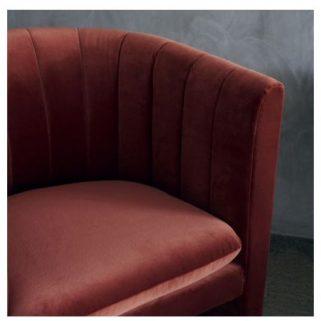 Loafer SC25 2seter Sofa m/Velvet