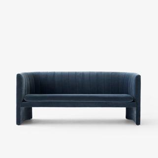 Loafer SC26 3seter Sofa m/Velvet