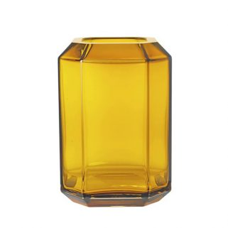 Vase Jewel Amber XL