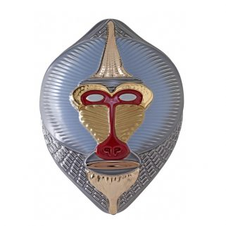 Maske Mandrillus