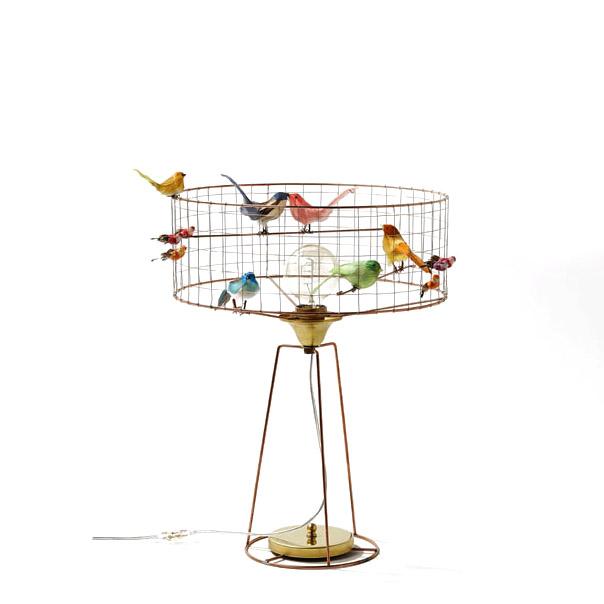 Birdlamp Bordlampe L