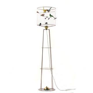 Birdlamp Gulvlampe