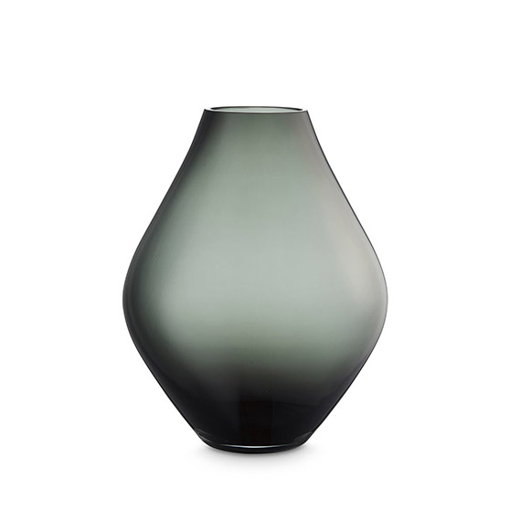 Vase Aarhus 28cm Grå