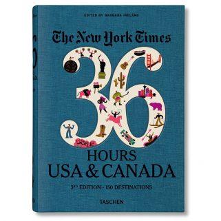 36 Hours USA & Canada (3rd Ed)