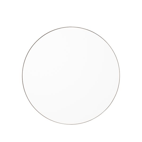 Speil Circum Clear/Taupe Ø70