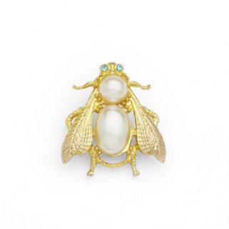 Brosje Smeralda Pearl