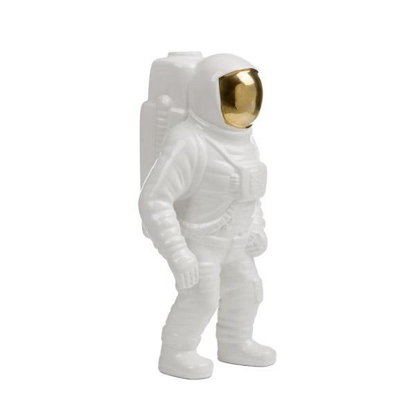 Starman Astronaut Vase