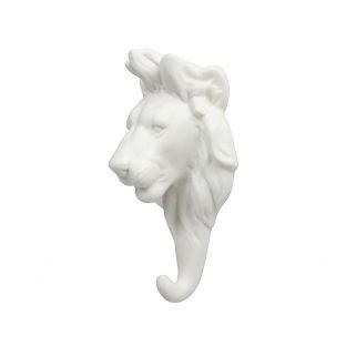 Knagg Løve Porselen