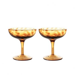 Champagneglass Tortoise