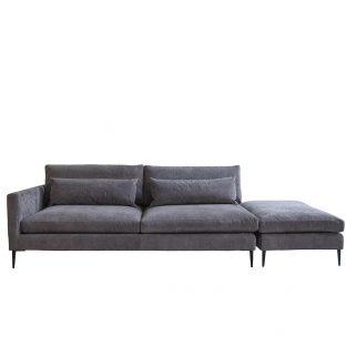 Aspen 3,5P2-R m/Puff F2 Sofa