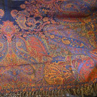 Ullpledd Lalitpur 150x150cm