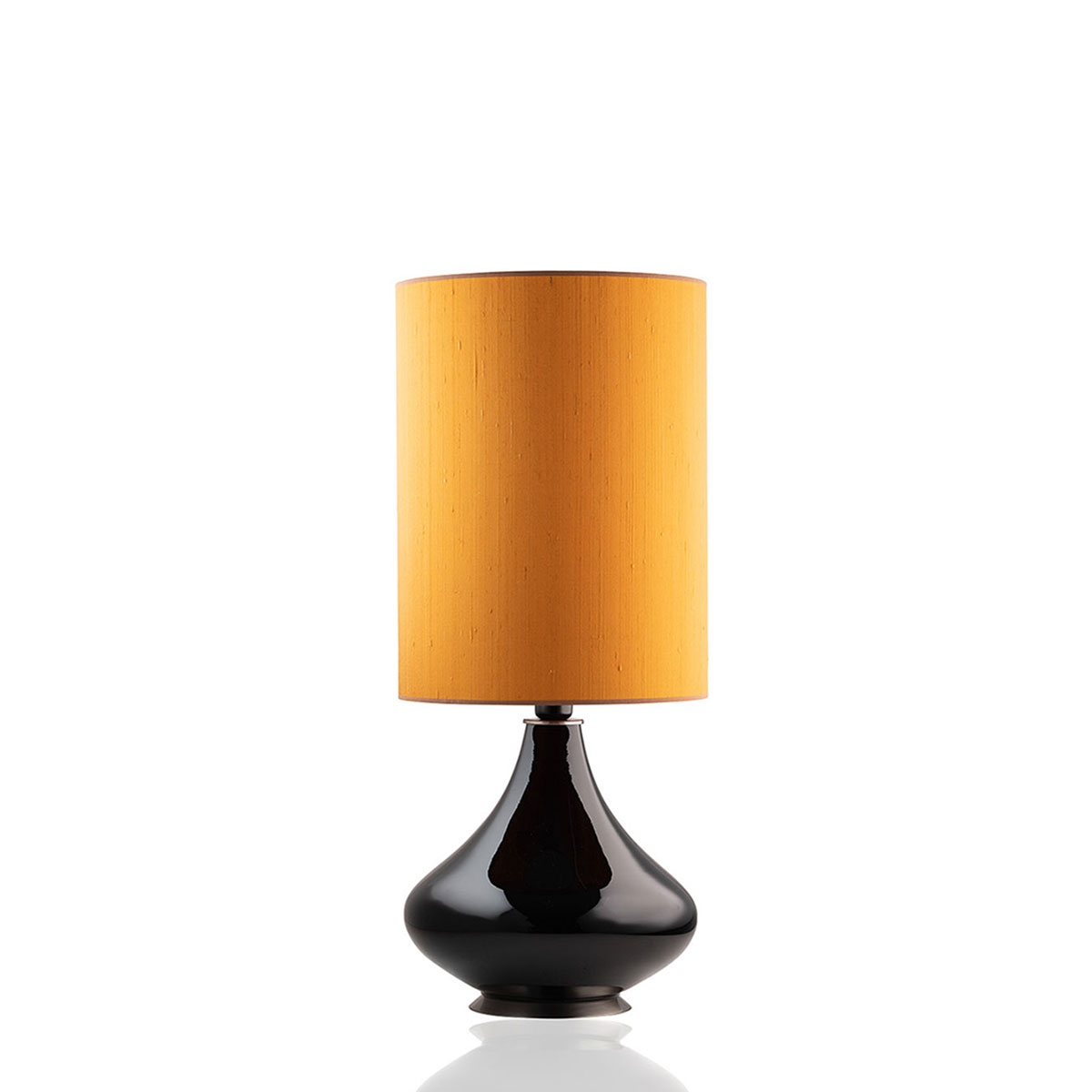 Flavia Bordlampe Kobber 40x30