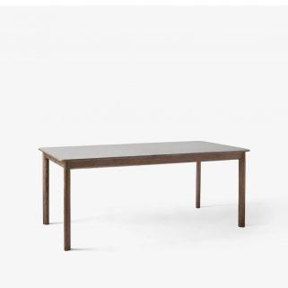Patch Uttrekkbart Spisebord HW1 Røkt Eik