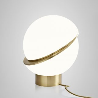 Crescent Bordlampe