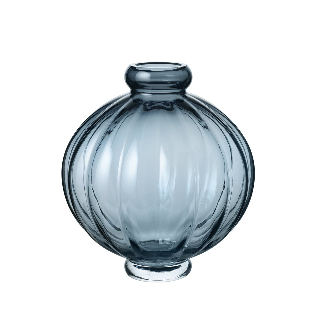 Vase Balloon 1 Blue