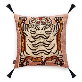 Tigris Pute 60x60 Blush