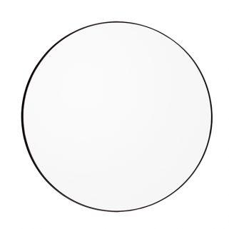 Speil Circum Clear/Black Ø90