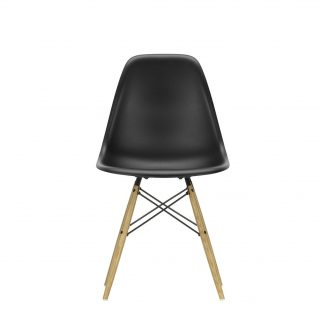 Eames Plastic Side Chair DSW Honey Ash