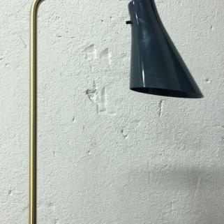 Miller Swing Vegglampe Antracite/Messing