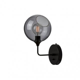 Ballroom Vegglampe 37cm Smoke - Utstillingsmodell