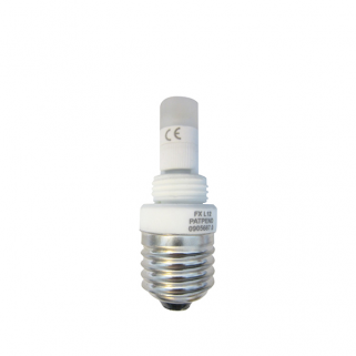 Lyspære Crystal Fitting LED 2700K 2w