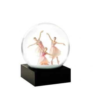 Snøkule Ballerina Trio