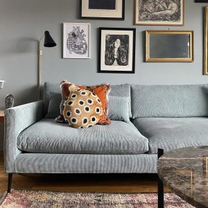 Kampanje på sofa fra forms eske interiør