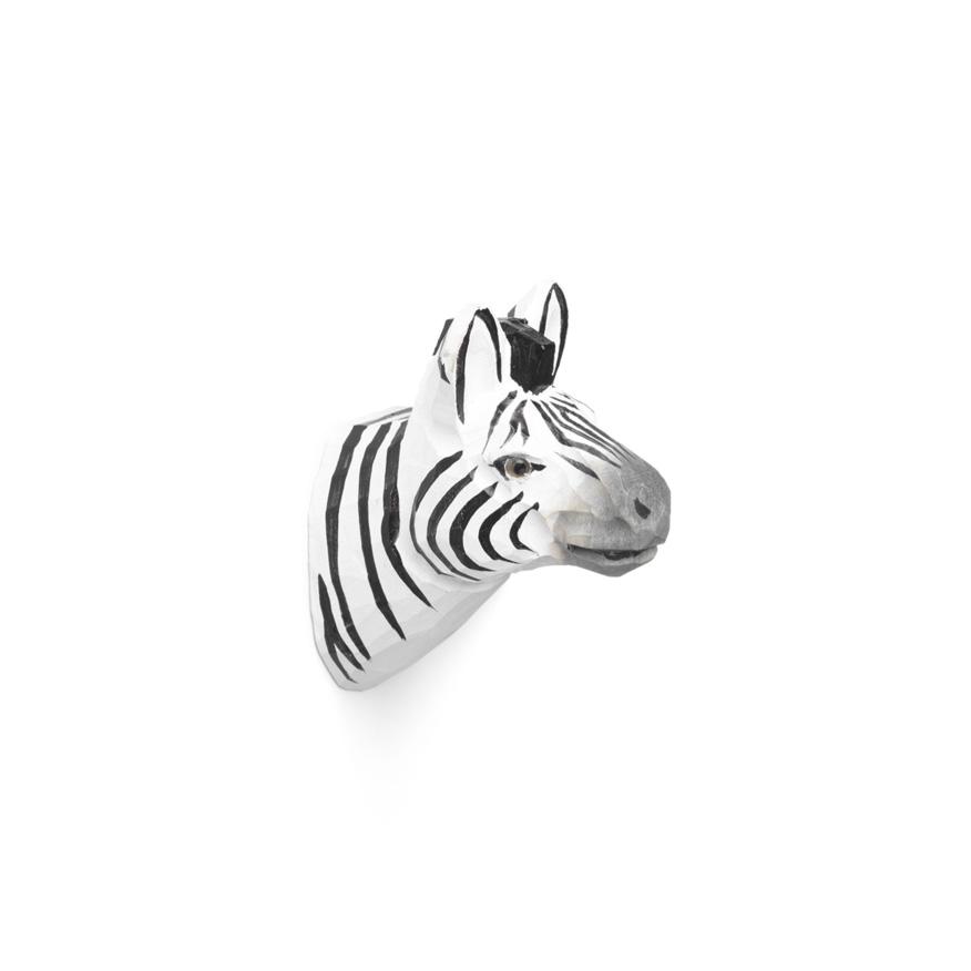 Knagg Zebra