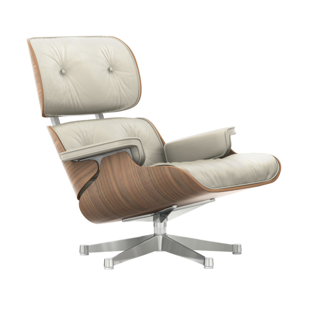 Eames Lounge Chair Clay/Valnøtt
