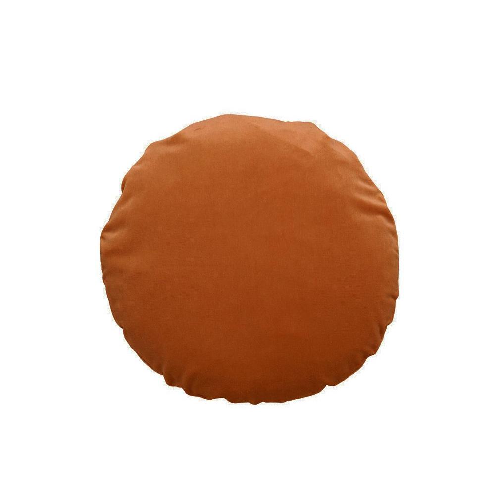 45Ø Burnt Orange Pute