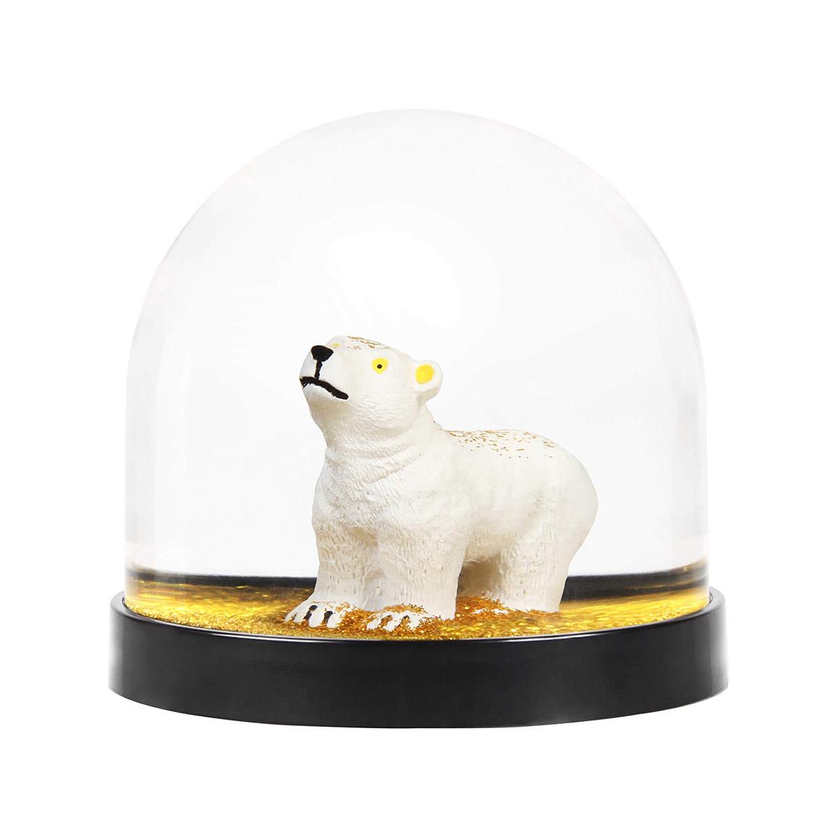 Snøkule Isbjørn