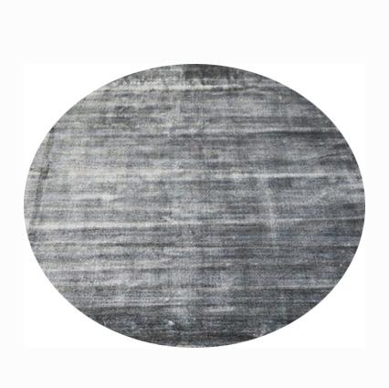 Gulvteppe Bamboo Ø140 Grey